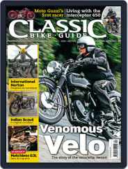 Classic Bike Guide (Digital) Subscription April 1st, 2019 Issue