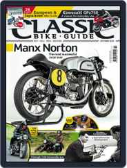Classic Bike Guide (Digital) Subscription October 1st, 2019 Issue