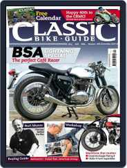 Classic Bike Guide (Digital) Subscription December 1st, 2019 Issue
