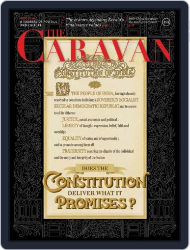 The Caravan May 1st, 2019 Digital Back Issue Cover