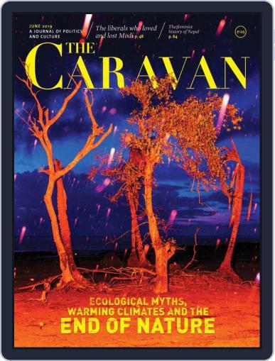 The Caravan June 1st, 2019 Digital Back Issue Cover