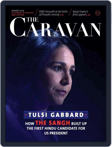 The Caravan August 1st, 2019 Digital Back Issue Cover