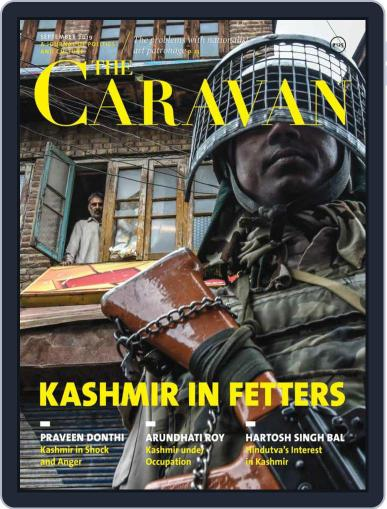 The Caravan September 1st, 2019 Digital Back Issue Cover