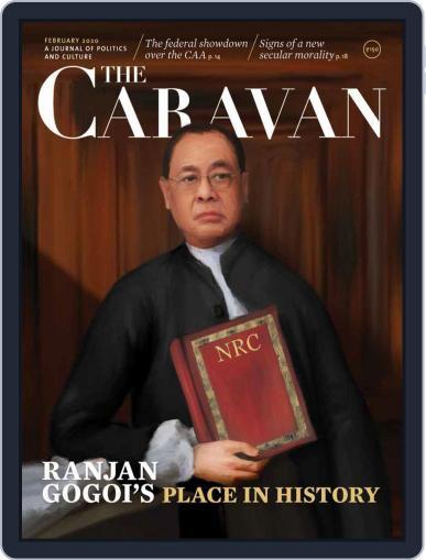 The Caravan February 1st, 2020 Digital Back Issue Cover