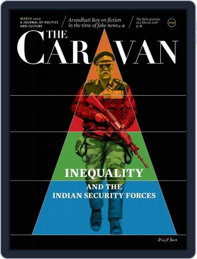 The Caravan March 1st, 2020 Digital Back Issue Cover