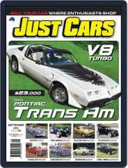 Just Cars (Digital) Subscription August 7th, 2012 Issue