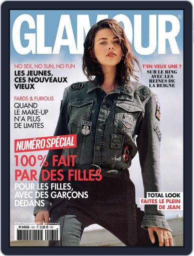 Glamour France November 1st, 2017 Digital Back Issue Cover