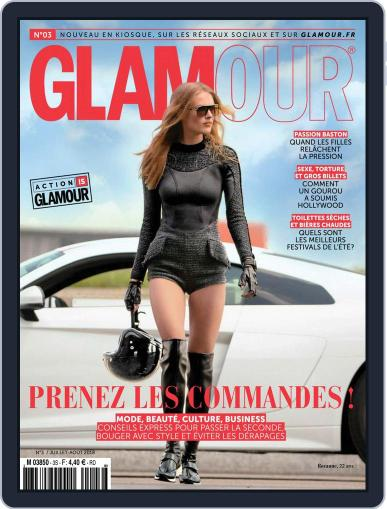 Glamour France July 1st, 2018 Digital Back Issue Cover