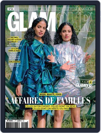Glamour France September 1st, 2018 Digital Back Issue Cover
