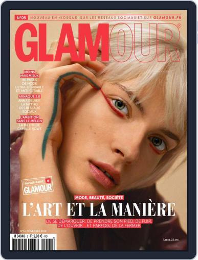 Glamour France November 1st, 2018 Digital Back Issue Cover