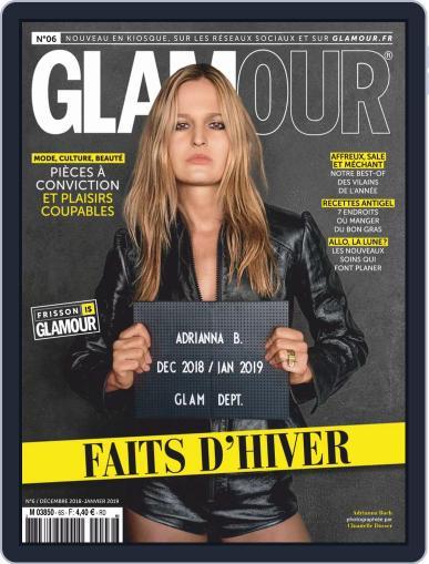 Glamour France December 1st, 2018 Digital Back Issue Cover