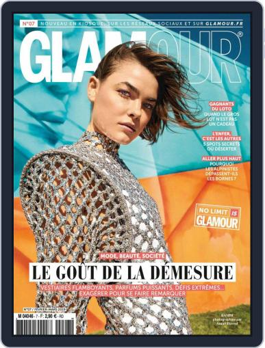 Glamour France February 1st, 2019 Digital Back Issue Cover