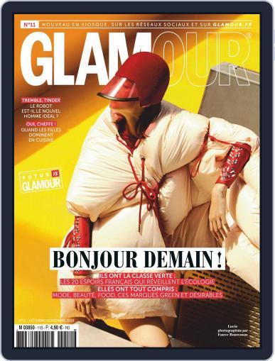 Glamour France October 1st, 2019 Digital Back Issue Cover