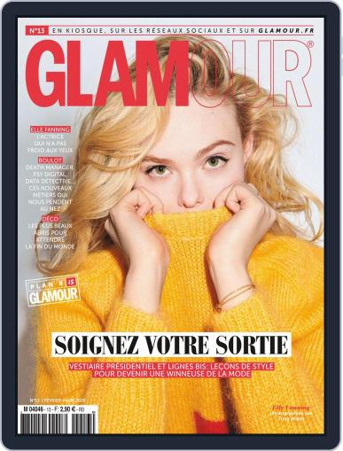 Glamour France February 1st, 2020 Digital Back Issue Cover