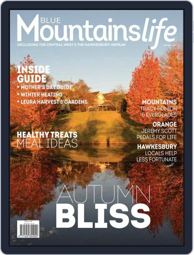 Blue Mountains Life April 1st, 2018 Digital Back Issue Cover