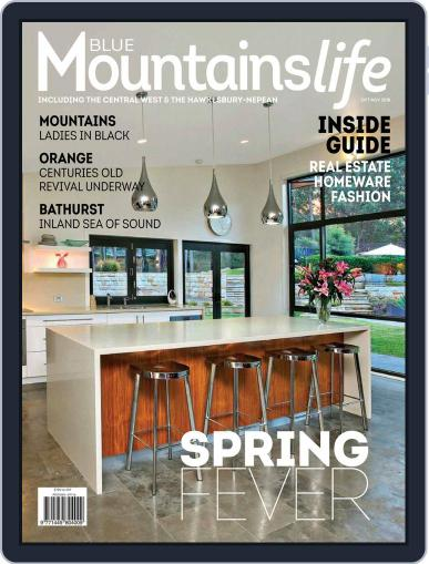 Blue Mountains Life October 1st, 2018 Digital Back Issue Cover