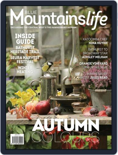Blue Mountains Life April 1st, 2019 Digital Back Issue Cover