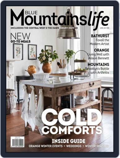 Blue Mountains Life June 1st, 2019 Digital Back Issue Cover