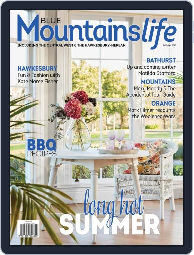 Blue Mountains Life December 1st, 2019 Digital Back Issue Cover