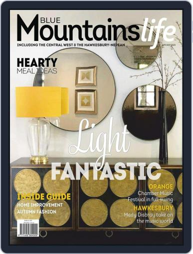 Blue Mountains Life April 1st, 2020 Digital Back Issue Cover