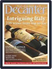 Decanter (Digital) Subscription May 1st, 2019 Issue
