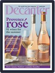 Decanter (Digital) Subscription August 1st, 2019 Issue