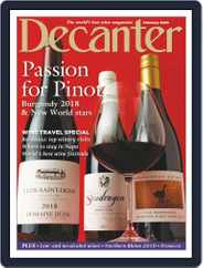 Decanter (Digital) Subscription February 1st, 2020 Issue