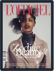L'officiel Paris (Digital) Subscription December 1st, 2019 Issue