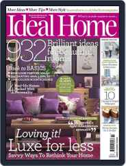 Ideal Home (Digital) Subscription January 2nd, 2013 Issue