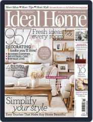 Ideal Home (Digital) Subscription August 27th, 2013 Issue