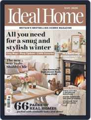 Ideal Home (Digital) Subscription November 1st, 2016 Issue