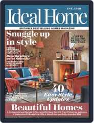 Ideal Home (Digital) Subscription November 1st, 2017 Issue