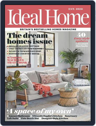 Ideal Home June 1st, 2019 Digital Back Issue Cover