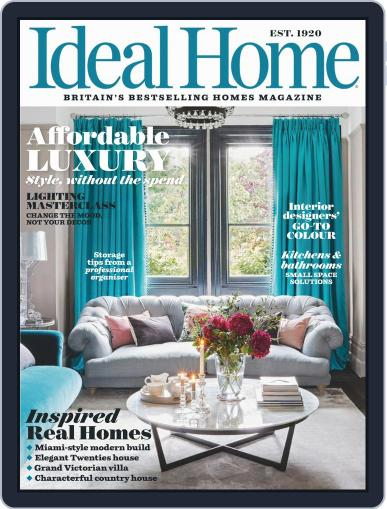 Ideal Home November 1st, 2019 Digital Back Issue Cover
