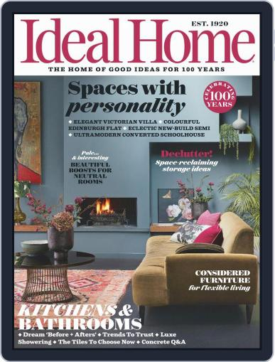 Ideal Home February 1st, 2020 Digital Back Issue Cover