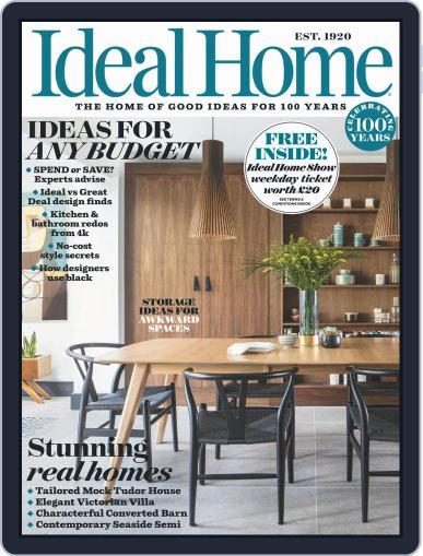 Ideal Home March 1st, 2020 Digital Back Issue Cover