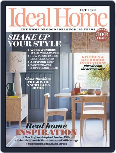 Ideal Home April 1st, 2020 Digital Back Issue Cover