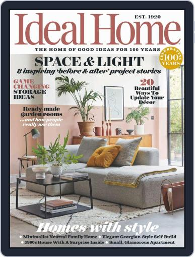 Ideal Home May 1st, 2020 Digital Back Issue Cover