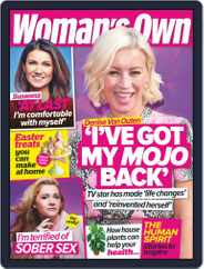 Woman's Own (Digital) Subscription April 13th, 2020 Issue