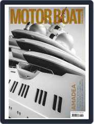 Motor Boat & Yachting Russia (Digital) Subscription September 1st, 2019 Issue