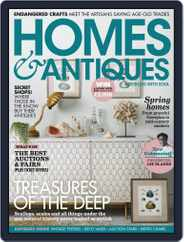 Homes & Antiques (Digital) Subscription April 1st, 2019 Issue