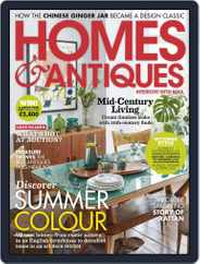 Homes & Antiques (Digital) Subscription July 1st, 2019 Issue