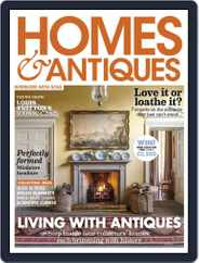 Homes & Antiques (Digital) Subscription October 1st, 2019 Issue