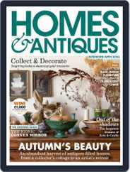 Homes & Antiques (Digital) Subscription November 1st, 2019 Issue
