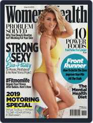 Women's Health South Africa (Digital) Subscription March 1st, 2019 Issue