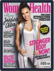 Women's Health South Africa (Digital) Subscription December 1st, 2019 Issue
