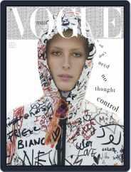 Vogue Italia (Digital) Subscription November 1st, 2019 Issue