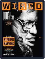 WIRED UK (Digital) Subscription December 1st, 2017 Issue
