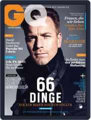 GQ Magazin Deutschland (Digital) Subscription September 7th, 2012 Issue
