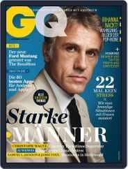 GQ Magazin Deutschland (Digital) Subscription January 9th, 2013 Issue